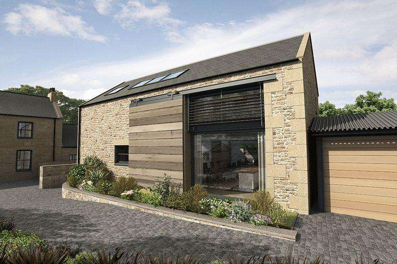 3 Bedrooms House for sale in Front Street, Earsdon, Whitley Bay
