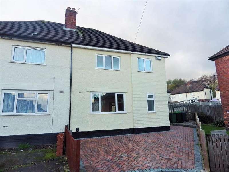 4 Bedrooms Semi Detached House for sale in Dane Terrace, Rowley Regis