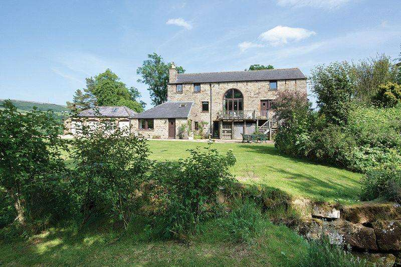 9 Bedrooms Farm House Character Property for sale in Mark Close Farmhouse, Alston