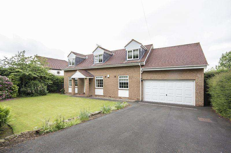 5 Bedrooms Detached House for sale in Edge Hill, Darras Hall, Ponteland