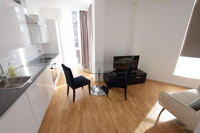 1 Bedroom Apartment Flat for sale in Mercury House, 8 Bath Road, Slough, Berkshire, SL1
