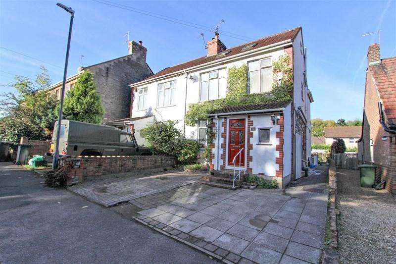 4 Bedrooms Semi Detached House for sale in Church Road, Bitton, Bristol