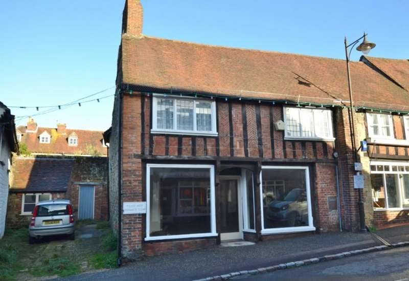 Semi Detached House for sale in Petworth, West Sussex