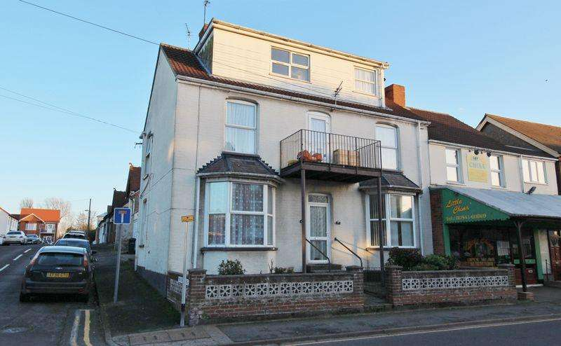 7 Bedrooms Block Of Apartments Flat for sale in 2 Spacious Apartments, Drummond Road, Skegness