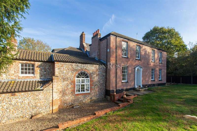 9 Bedrooms Detached House for sale in Whitlingham Lane, Trowse