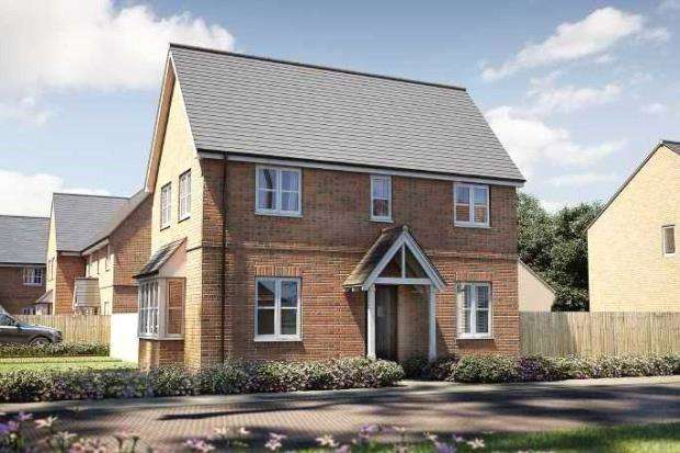 3 Bedrooms Detached House for sale in Sandhurst Gardens, High Street, Sandhurst