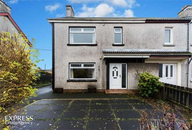 4 Bedrooms Semi Detached House for sale in Orby Drive, Liscolman, Ballymoney, County Antrim