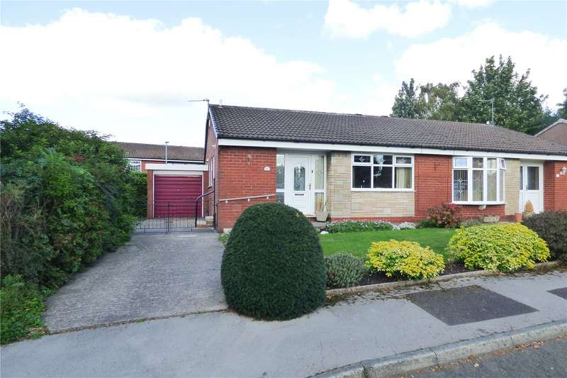 2 Bedrooms Semi Detached Bungalow for sale in Old Road, Dukinfield, Greater Manchester, SK16