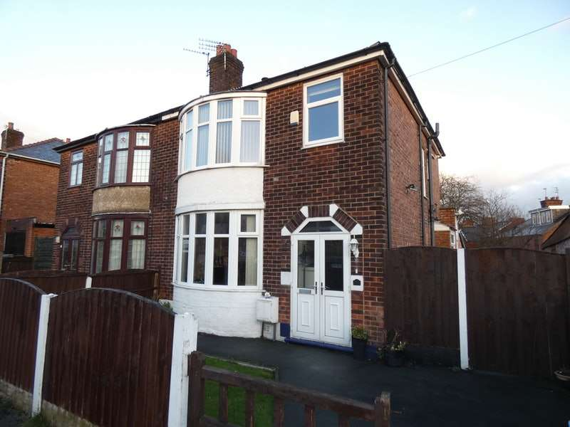 3 Bedrooms Semi Detached House for sale in Southway, Manchester, Greater Manchester, M43