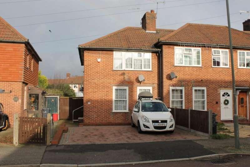 3 Bedrooms End Of Terrace House for sale in Framlingham Crescent SE9