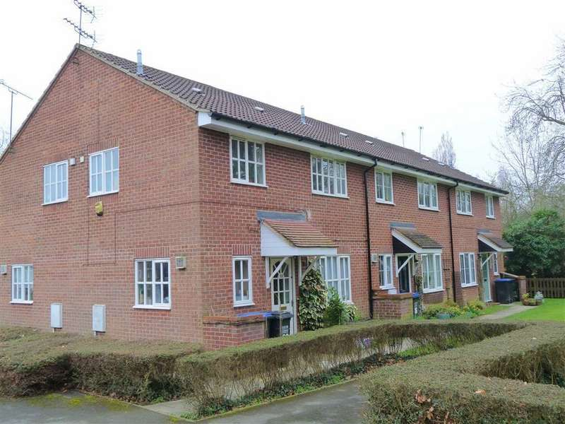 2 Bedrooms End Of Terrace House for sale in Gresley Close, West Side, Welwyn Garden City