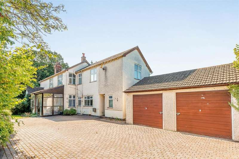 4 Bedrooms Detached House for sale in Hillmorton Road, Rugby, Warwickshire