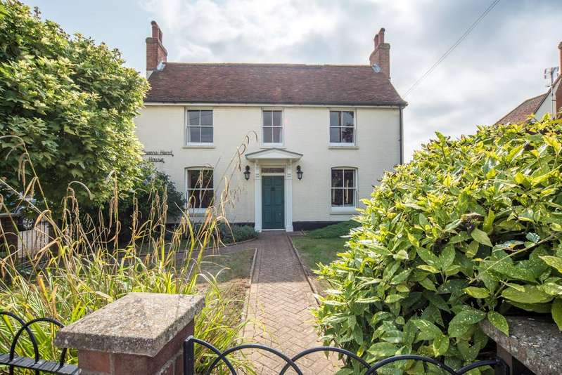 4 Bedrooms Detached House for sale in Wormingford, Colchester