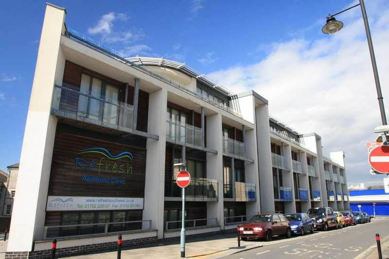 3 Bedrooms Penthouse Flat for sale in Emma Place Ope, Plymouth