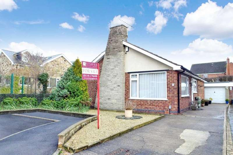 2 Bedrooms Detached Bungalow for sale in Ashfield Close, Gleadless, Sheffield, S12 2QU