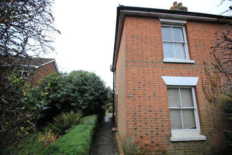3 Bedrooms Semi Detached House for sale in Panwell Road, Southampton