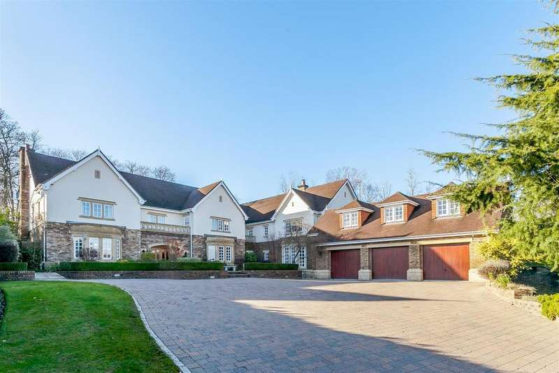 8 Bedrooms Detached House for rent in Cefn Mably Park, Michaelston-Y-Fedw, Cardiff