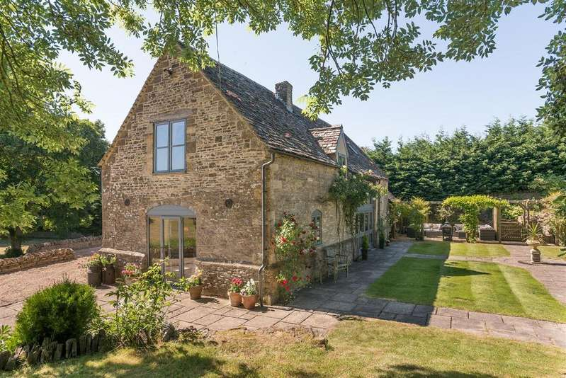 6 Bedrooms Detached House for sale in Near Hawling, Cheltenham