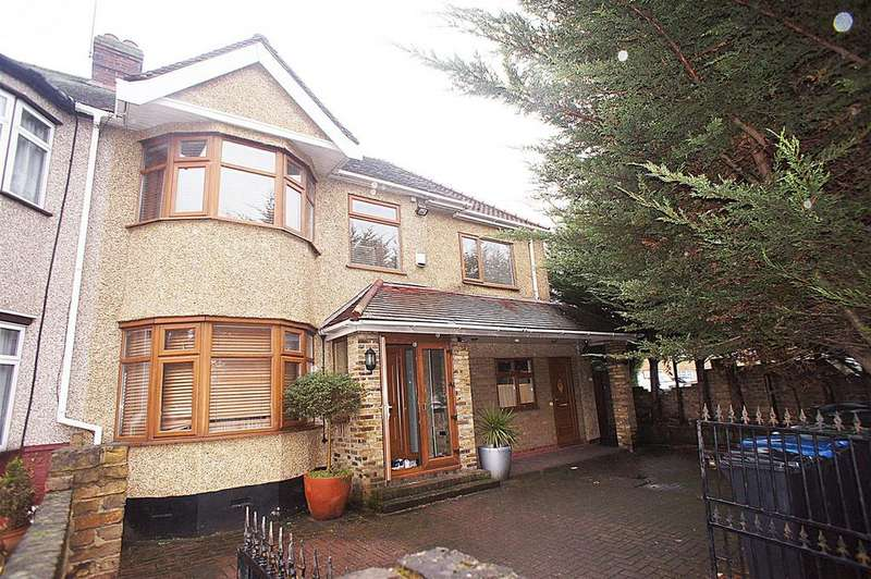 5 Bedrooms Semi Detached House for sale in Bullsmoor Ride, Waltham Cross