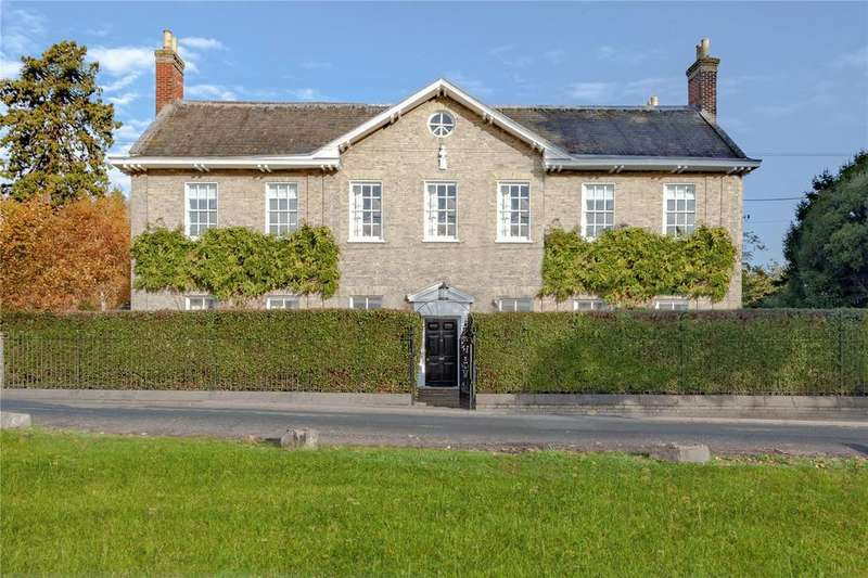 7 Bedrooms Detached House for sale in Westgate Street, Long Melford, Sudbury, Suffolk, CO10