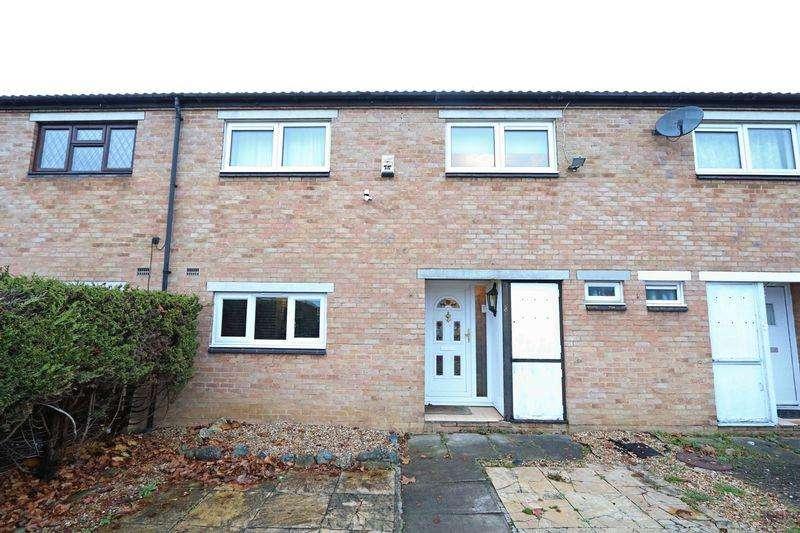 3 Bedrooms Terraced House for sale in Alladale Place, Hodge Lea, Milton Keynes