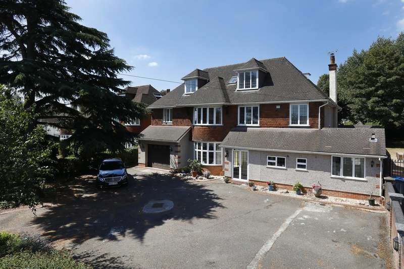 6 Bedrooms Detached House for sale in Woodcote Grove Road, Coulsdon, Surrey