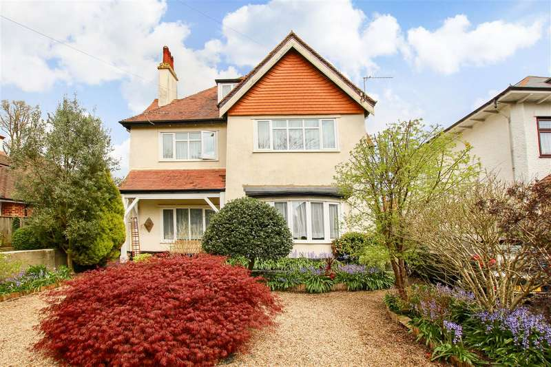 5 Bedrooms Detached House for sale in Richmond Park Avenue, Bournemouth
