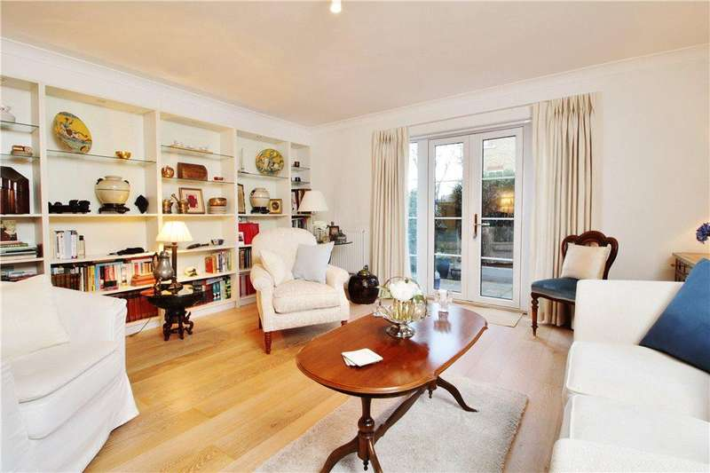 2 Bedrooms Apartment Flat for sale in Gwynne Close, London, W4