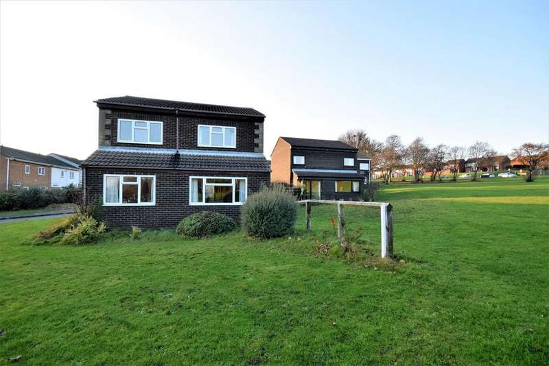 3 Bedrooms Detached House for sale in Brendon Place, Peterlee, County Durham, SR8 2PQ