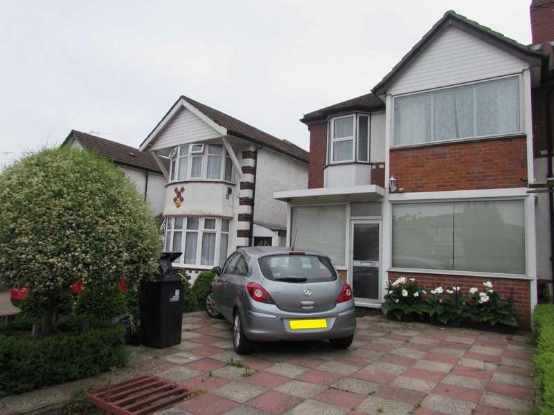 3 Bedrooms Semi Detached House for sale in Priory Gardens, London, W5