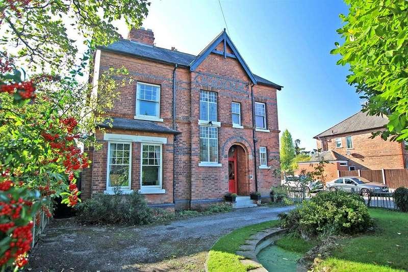 5 Bedrooms Detached House for sale in Stoke Lane, Gedling, Nottingham