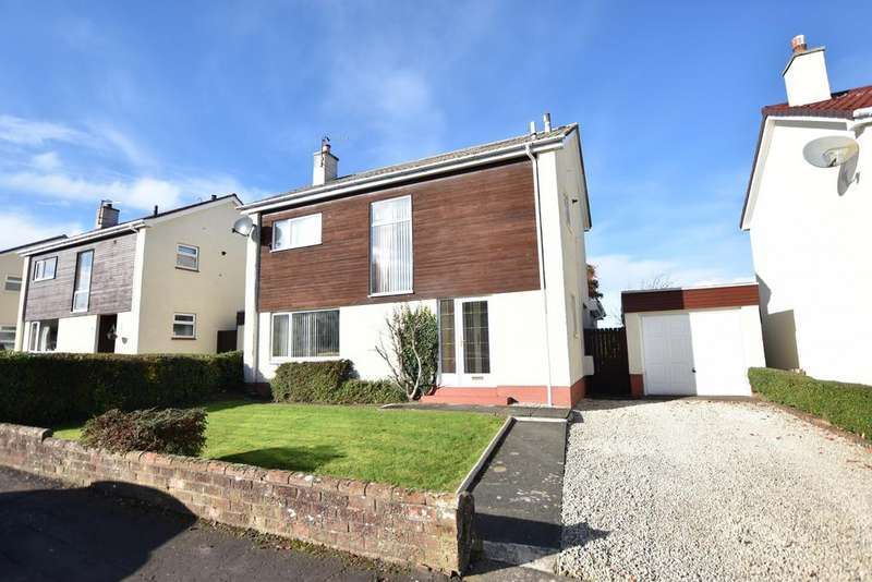 4 Bedrooms Detached Villa House for sale in 23 Raithhill, Alloway, KA7 4UF