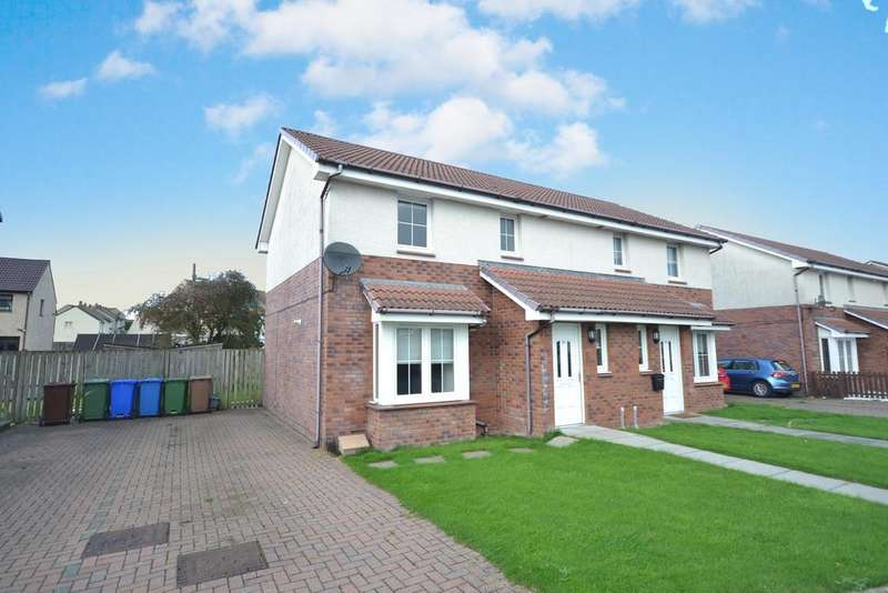 3 Bedrooms Semi-detached Villa House for sale in 23 Thornyflat Place, Ayr, KA8 0NE