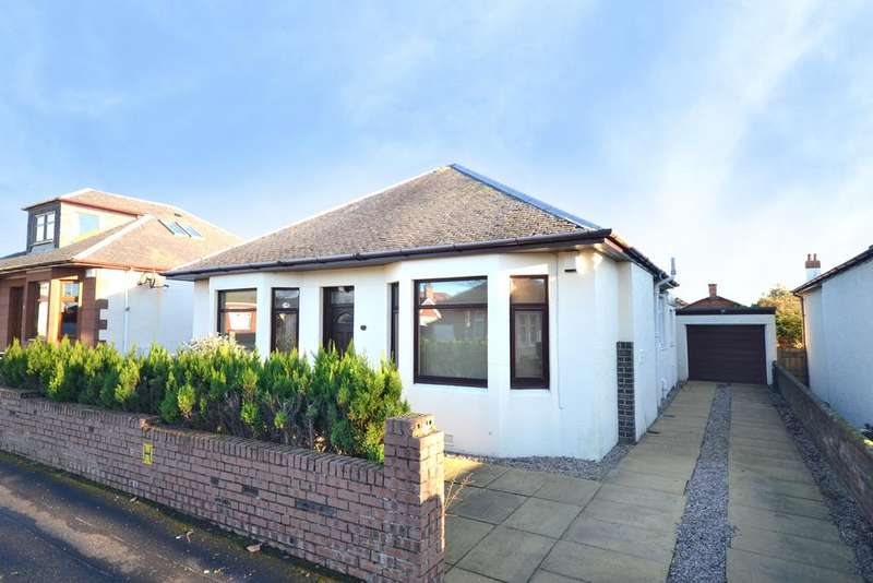 3 Bedrooms Detached Bungalow for sale in 8 Merrick Avenue, Prestwick, KA9 2JS