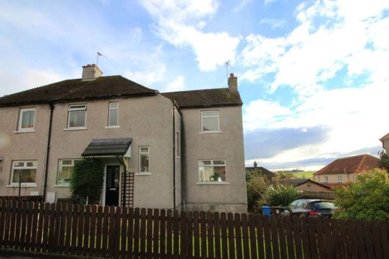 3 Bedrooms Semi Detached House for sale in Mina Crescent, Kinglassie, Lochgelly, KY5