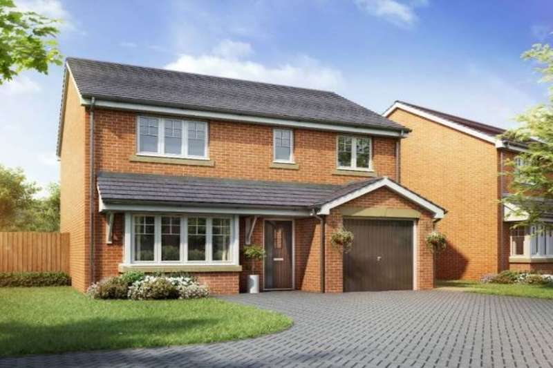 4 Bedrooms Detached House for sale in Chatham Mulberry Park St. Kevins Drive, Kirkby, Liverpool, L32