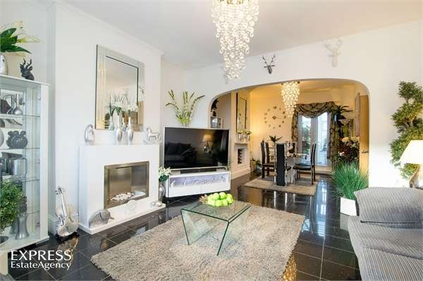 4 Bedrooms Terraced House for sale in Dowanhill Road, London