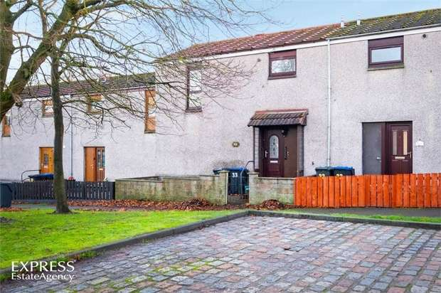 2 Bedrooms Terraced House for sale in Argyll Place, Portlethen, Aberdeen