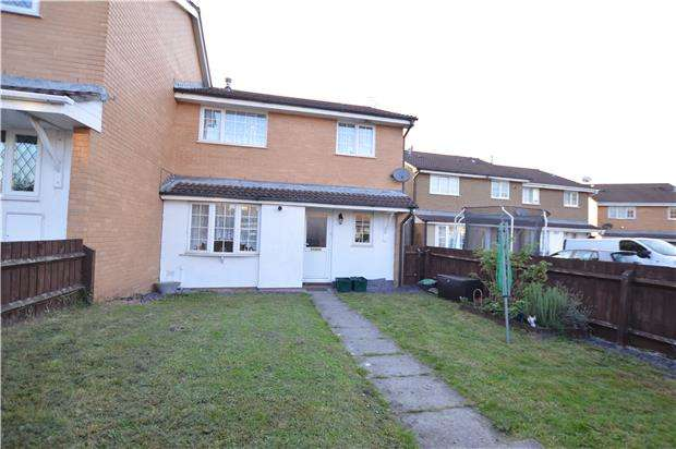 2 Bedrooms Semi Detached House for sale in Longs Drive, Yate, BRISTOL, BS37 5XP