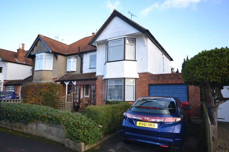 3 Bedrooms Semi Detached House for sale in Buxton Avenue, Caversham Heights