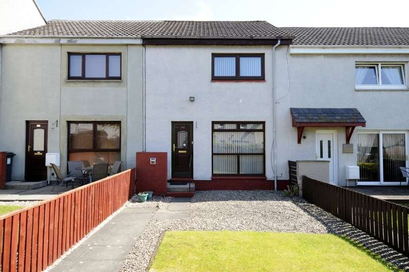 2 Bedrooms Property for sale in Skibo Court, Glenrothes, KY7