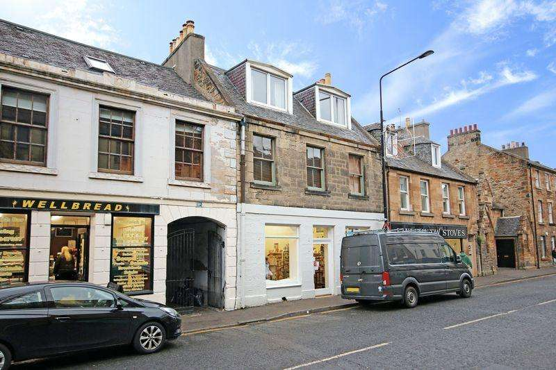 1 Bedroom Flat for sale in 232D High Street, Linlithgow