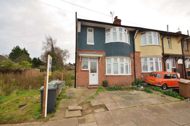 4 Bedrooms End Of Terrace House for sale in Finsbury Road, Close Leagrave Train Station