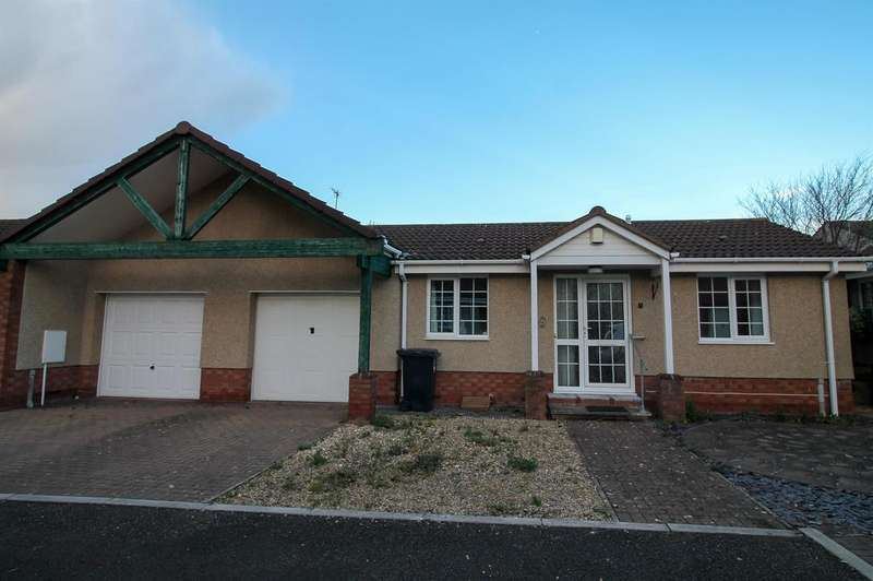 2 Bedrooms Bungalow for sale in Withy Close, Nailsea, North Somerset, BS48 1JW