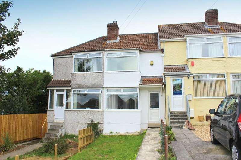 2 Bedrooms Terraced House for sale in Coronation Place, St Budeaux, Plymouth