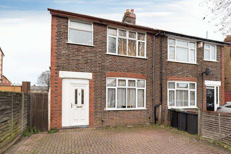 3 Bedrooms Semi Detached House for sale in Alder Crescent, Luton