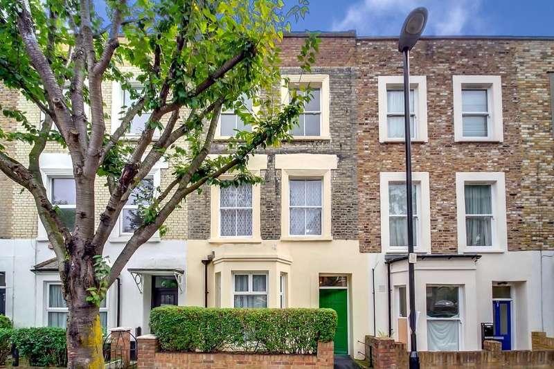 4 Bedrooms Terraced House for sale in Kingsdown Road N19