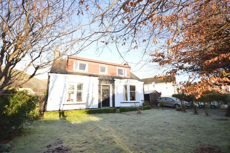 4 Bedrooms Detached House for sale in Hareburn Road, Tillicoultry, FK13