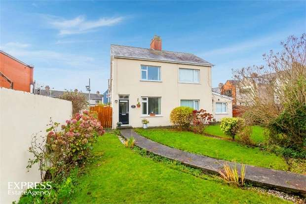 2 Bedrooms Semi Detached House for sale in Croft Street, Bangor, County Down