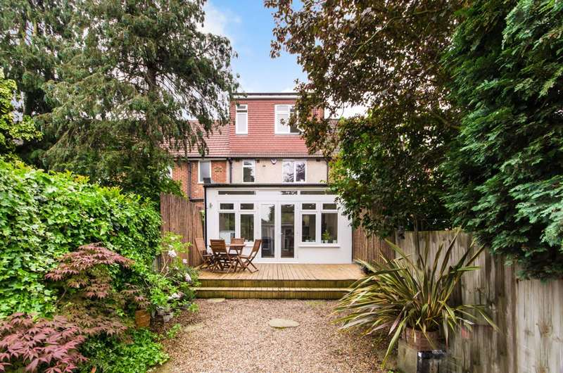 5 Bedrooms Terraced House for sale in Bristol Road, Morden, SM4